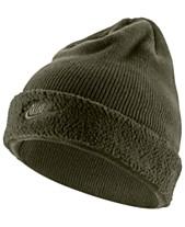 d78928acbee28 Nike Men s Sportswear Fleece-Cuff Beanie
