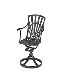 Home Styles Largo Swivel Chair