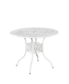 """Home Styles Floral Blossom 48"""" Round Dining Table"""