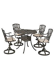 Modern Craftsman Bistro Table
