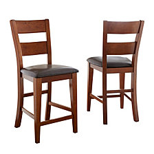 Mango Counter Stool (Set Of 2), Quick Ship