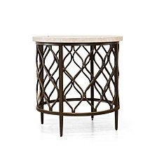 Roland End Table, Quick Ship