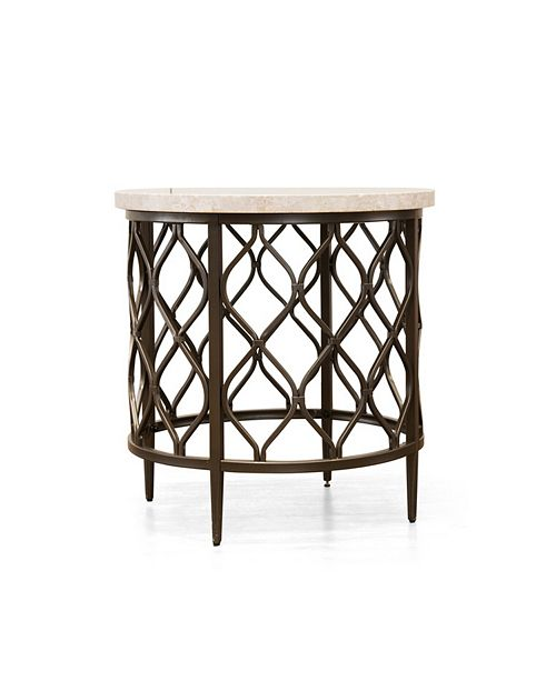 Furniture Roland End Table, Quick Ship & Reviews - Furniture - Macy's