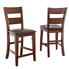 Zappa Counter Stool (Set Of 2), Quick Ship