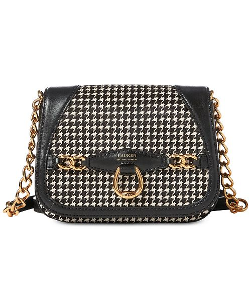 e72e2a594d0 Lauren Ralph Lauren Stonegate Leather Crossbody   Reviews ...
