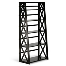 Rockville Ladder Shelf, Quick Ship
