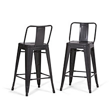 Set of 2 Rayne Counter Stool, Quick Ship