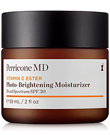 Perricone MD Vitamin C Ester Photo-Brightening Moisturizer Broad Spectrum SPF 30, 2 fl. oz.