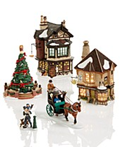 Christmas Village Accessories.Christmas Village Accessories Online Macy S Macy S