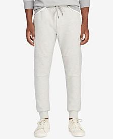 """Polo Ralph Lauren Men's Double-Knit 27.25"""" Cargo Jogger Pants"""