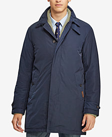 Polo Ralph Lauren Men's Water-Repellent Coat
