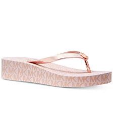 MICHAEL Michael Kors Bedford Flip-Flop Sandals