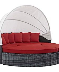 Overmax- Summon Canopy Outdoor Patio Sunbrella® Daybed