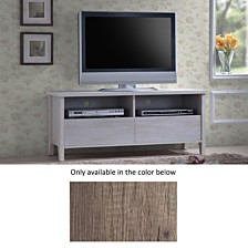 Brady Oak 2-Drawer TV Stand