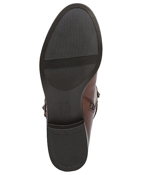 147566e8033 Naturalizer Jessie Wide Calf Riding Boots   Reviews - Boots - Shoes ...