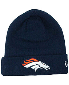 New Era Denver Broncos Basic Cuff Knit