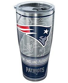 Tervis Tumbler New England Patriots 30oz Edge Stainless Steel Tumbler