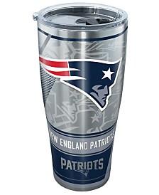Tervis Tumbler New England Patriots 30oz Edge Stainless Steel Tumbler
