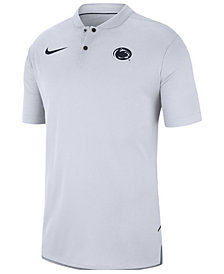 Nike Men's Penn State Nittany Lions Elite Coaches Polo 2018