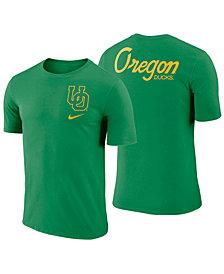 Nike Men's Oregon Ducks Dri-FIT Cotton Stadium T-Shirt