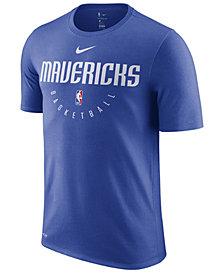 Nike Men's Dallas Mavericks Practice Essential T-Shirt