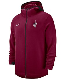 Men's Cleveland Cavaliers Dry Showtime Full-Zip Hoodie