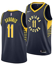 Men's Domantas Sabonis Indiana Pacers Icon Swingman Jersey