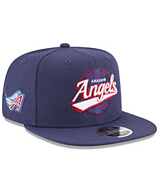 New Era Los Angeles Angels Vintage 9FIFTY Snapback Cap
