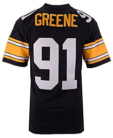 Men's Kevin Greene Pittsburgh Steelers Replica Throwback Jersey