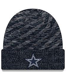 New Era Boys' Dallas Cowboys Touchdown Knit Hat