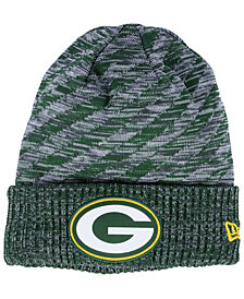 New Era Boys' Green Bay Packers Touchdown Knit Hat