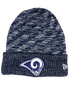 New Era Boys' Los Angeles Rams Touchdown Knit Hat