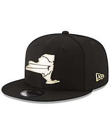 New Era Buffalo Bills Gold Stated 9FIFTY Snapback Cap