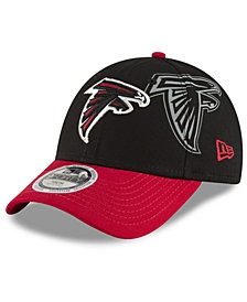 New Era Boys' Atlanta Falcons Side Flect 9FORTY Cap