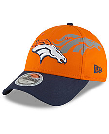New Era Boys' Denver Broncos Side Flect 9FORTY Cap