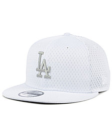 New Era Los Angeles Dodgers Batting Practice Mesh 9FIFTY Snapback Cap