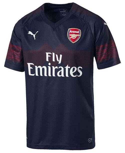 01b106fbd Puma Men s Arsenal FC Club Team Away Stadium Jersey   Reviews ...