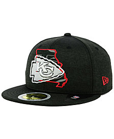 New Era Kansas City Chiefs State Flag Reflective 59FIFTY FITTED Cap
