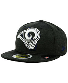New Era Los Angeles Rams State Flag Reflective 59FIFTY FITTED Cap