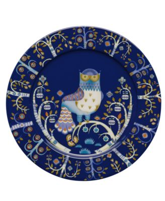 Dinnerware, Taika Blue Dinner Plate