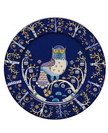 Iittala Dinnerware, Taika Blue Dinner Plate