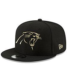 New Era Carolina Panthers Tracer 9FIFTY Snapback Cap