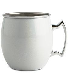 Thirstystone White Iridescent Moscow Mule Mug