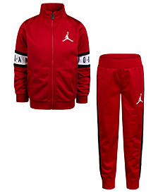 Jordan Toddler Boys 2-Pc. Air Jordan Track Suit Set