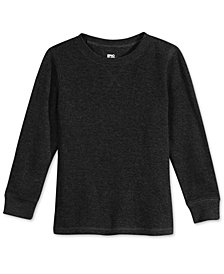 Epic Threads Little Boys Solid Thermal Shirt, Created for Macy's