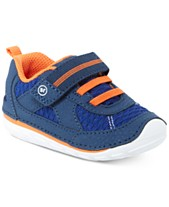 5026daeb5945e7 Stride Rite Baby   Toddler Boys Jamie Soft Motion Sneakers