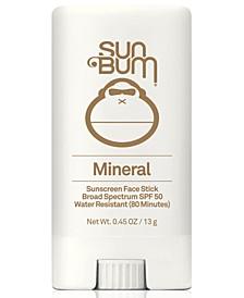 Mineral Sunscreen Face Stick SPF 50