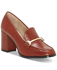 Enzo Angiolini Mardell Detailed Dress Pumps