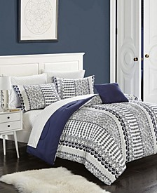 Urban Living Beth Bedding Set - Full