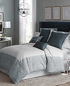 Hotel Style Victoria 5 Piece Bedding Set - King